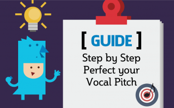 GUIDE: Step by Step, Perfect your Vocal Pitch