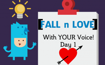 FALL In Love with Your Voice – Revealed…